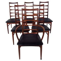 Antique Ladder Back Chairs Value Mustard Accent Chair Set Of Dining By Koefoeds Hornslet At