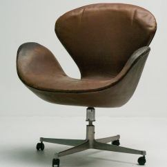 Office Chair Very Christmas Covers For Chairs Rare Swan Desk By Arne Jacobsen In Original