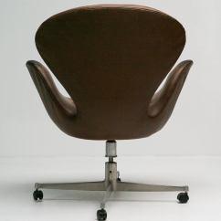 Office Chair Very Posture Plus Seat Rare Swan Desk By Arne Jacobsen In Original