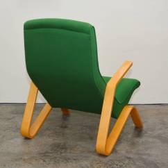Saarinen Grasshopper Lounge Chair Lizard Cover Eero At 1stdibs