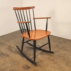 Danish Modern Rocking Chair Costco Furniture Chairs At 1stdibs