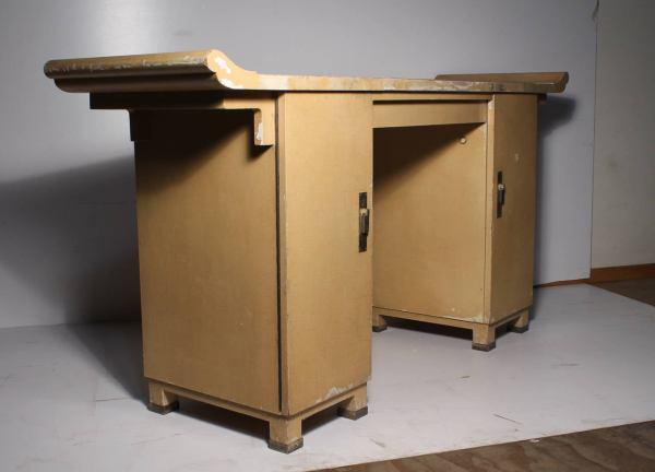 Custom Vanity Console Table Desk Asian Parzinger Frankl