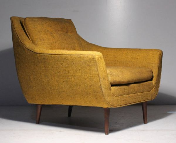 Vintage Danish Modern Lounge Chair