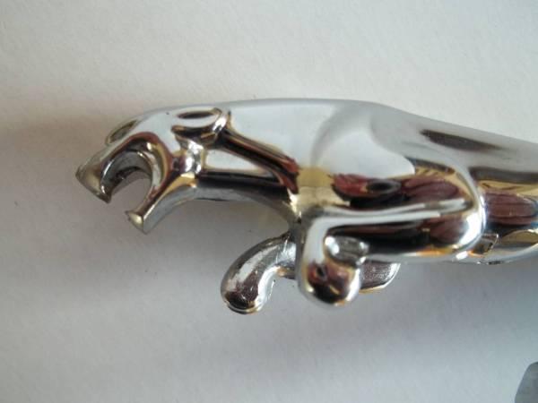 1960' Jaguar Leaping Cat Car Mascot Designed