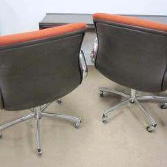 Swivel Chair Office Warehouse Ijoy Massage Steelcase Desk Two Available At 1stdibs