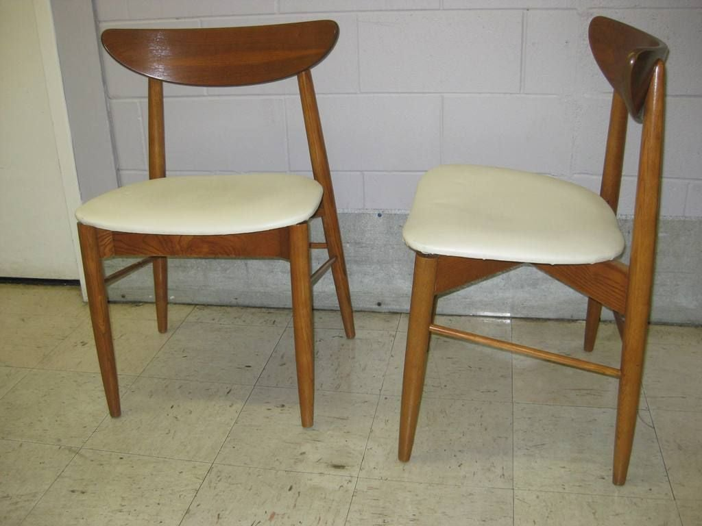 mid century dining chairs kitchen chair seat replacement very comfortable set of 10 modern
