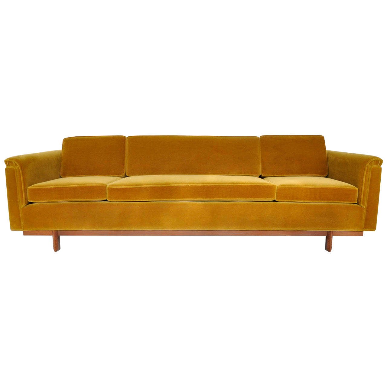 lloyd s of chatham sofa minnie mouse flip open with slumber frank wright at 1stdibs
