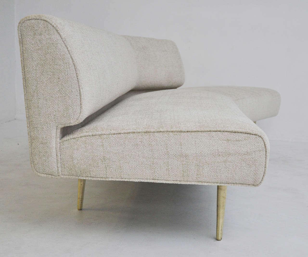 angled sofa legs chesterfield wigan sofascore dunbar edward wormley at 1stdibs