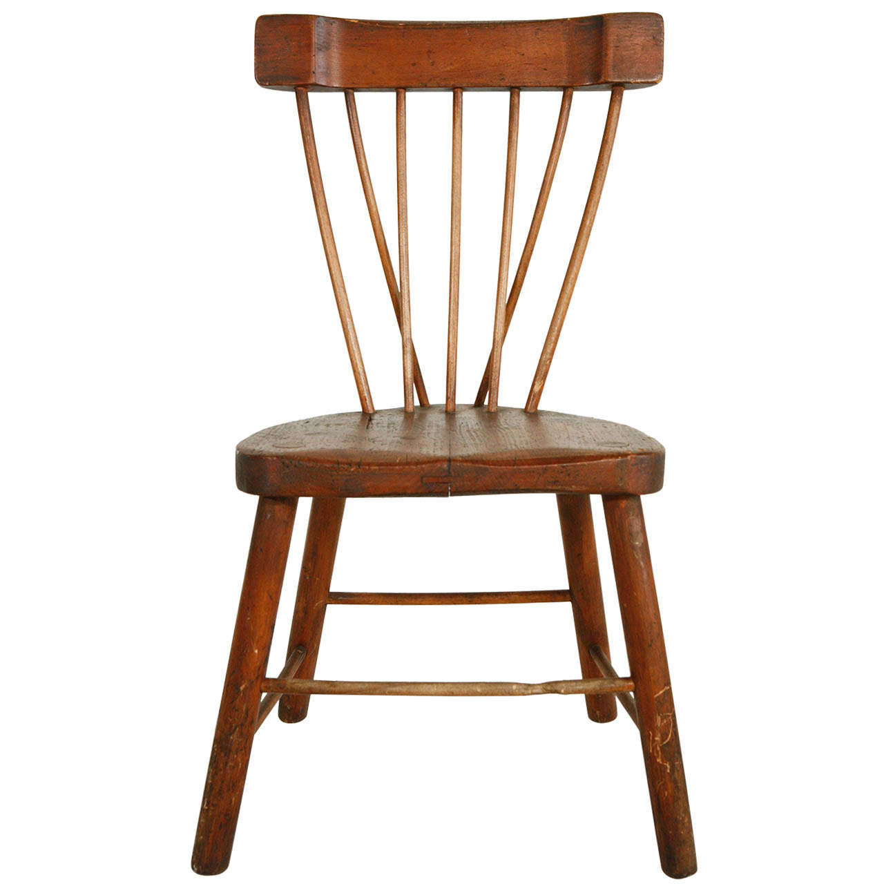 early american chair styles gaming desk bent spindle back windsor at 1stdibs