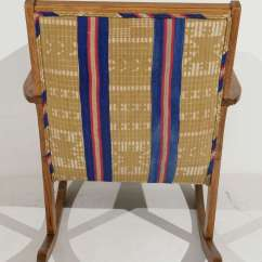 Craftsman Rocking Chair Styles Backwash Chairs Uk Late 19th Century American Mission Style Oak