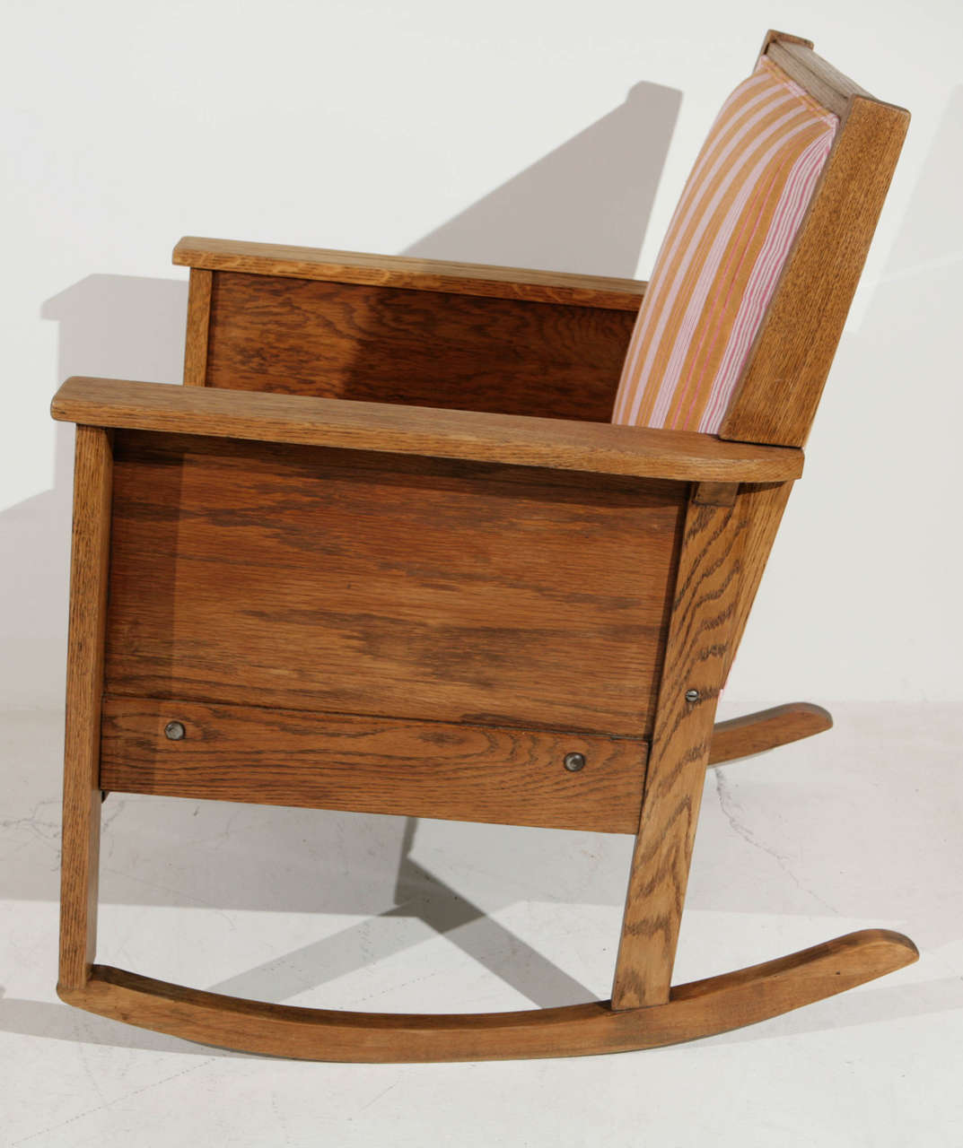 craftsman rocking chair styles orange computer late 19th century american mission style oak