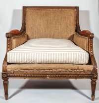 18th Century Louis XVI Chair, Partially Deconstructed