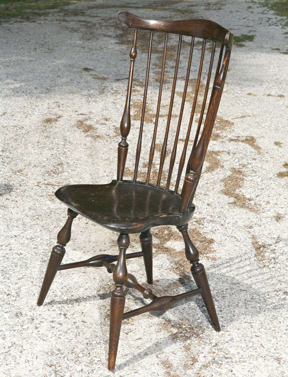 Windsor Side Chair by Wallace Nutting at 1stdibs