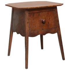 Most Unusual Chairs Cloth Office Welsh Octagonal Table At 1stdibs