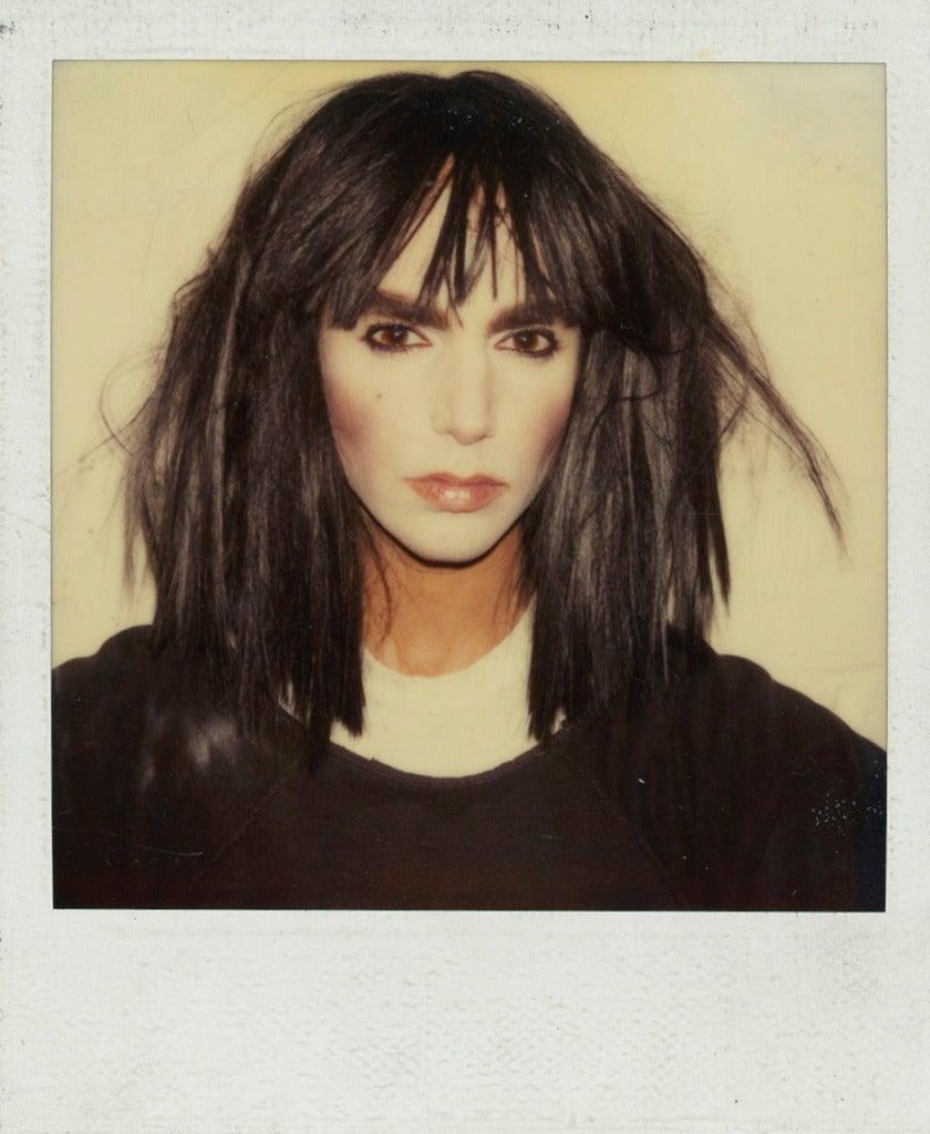 Steven Meisel Polaroid Photograph
