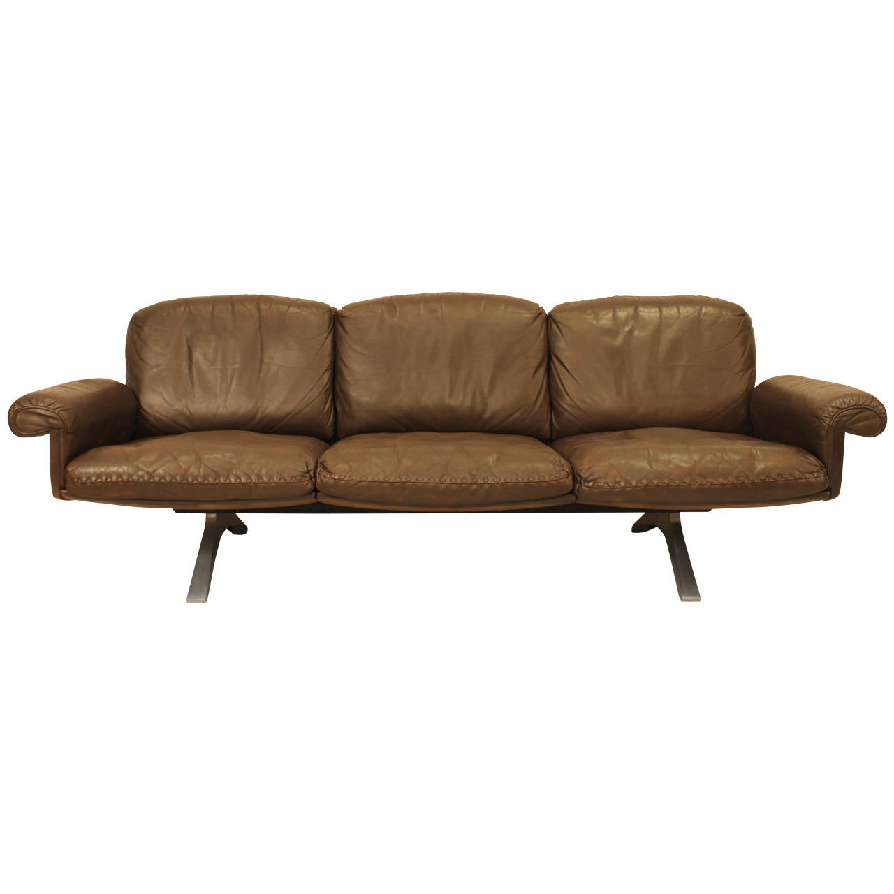 corey chocolate brown sectional sofa indoor outdoor sofabord de sede at 1stdibs