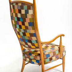 Swedish High Chair Design Concept Back Lounge At 1stdibs