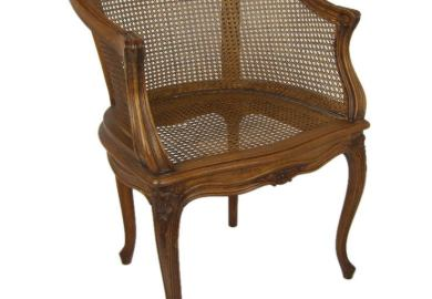 Louis Xv Bergere Chair Antiques Us