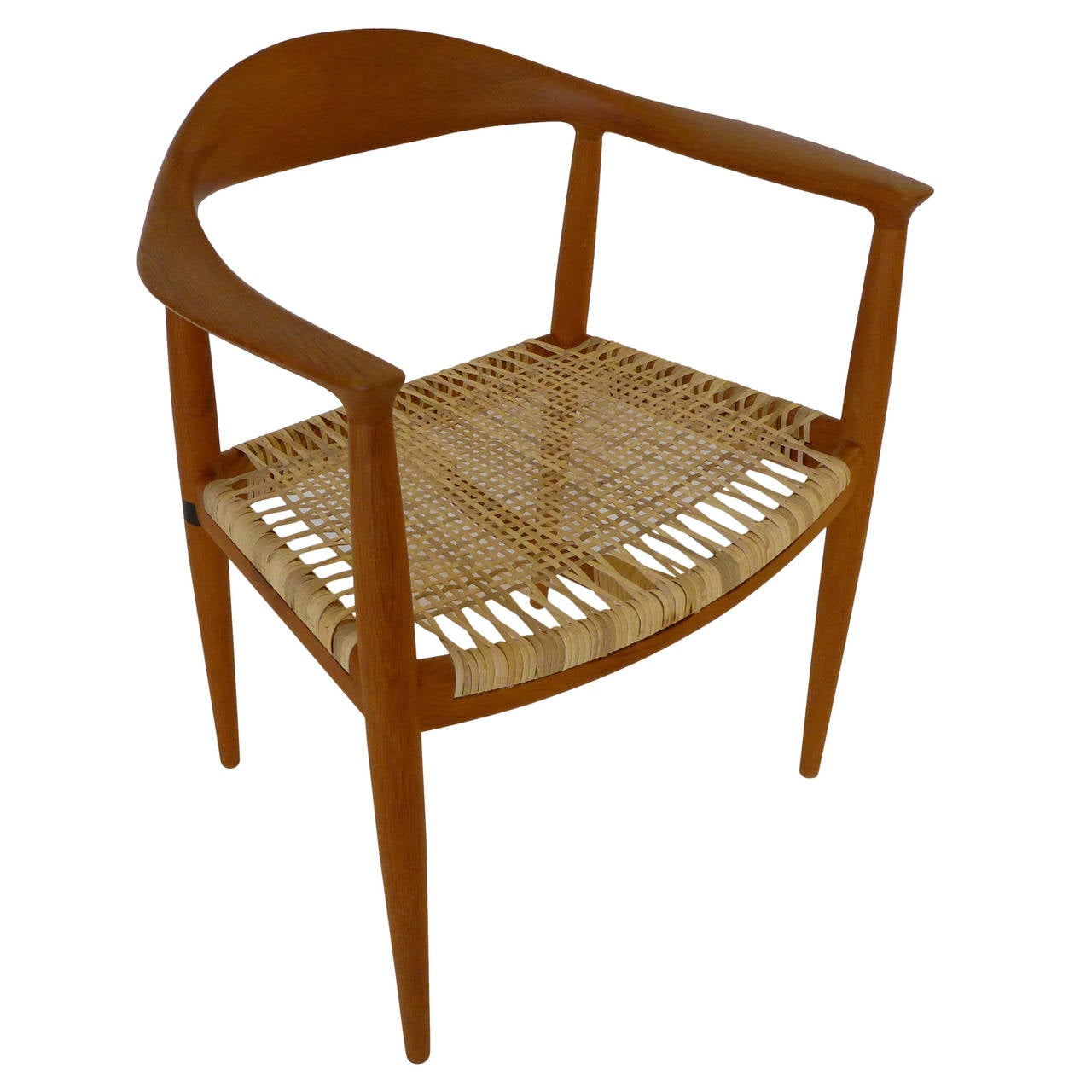 hans wegner the chair water lounge chairs quotthe quot by at 1stdibs