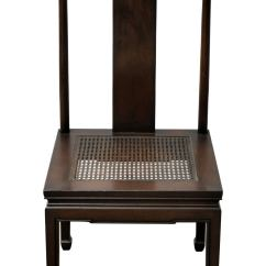 Henredon Asian Dining Chairs Constance Side Set Of Six At 1stdibs