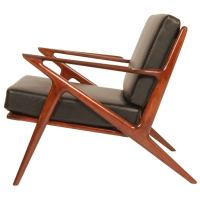 Poul Jensen Z Chair Selig at 1stdibs
