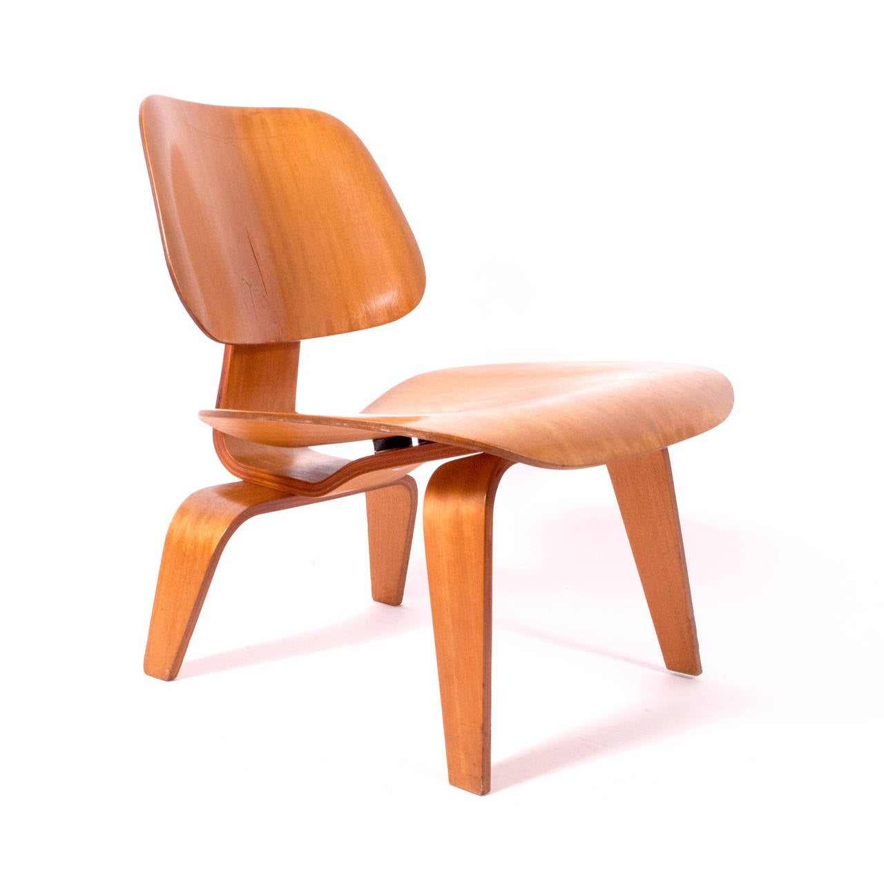 Eames Chair Repair Pre Production Lcw Charles And Ray Eames Chair 1945 At
