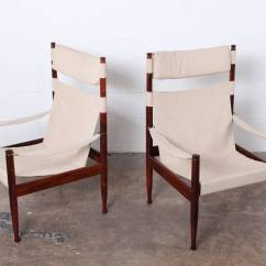 Safari High Chair 24 Inch Counter Chairs Back Rosewood By Niels Eilersen At 1stdibs