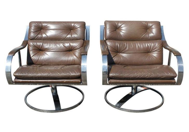Vintage Steelcase Lounge Chair