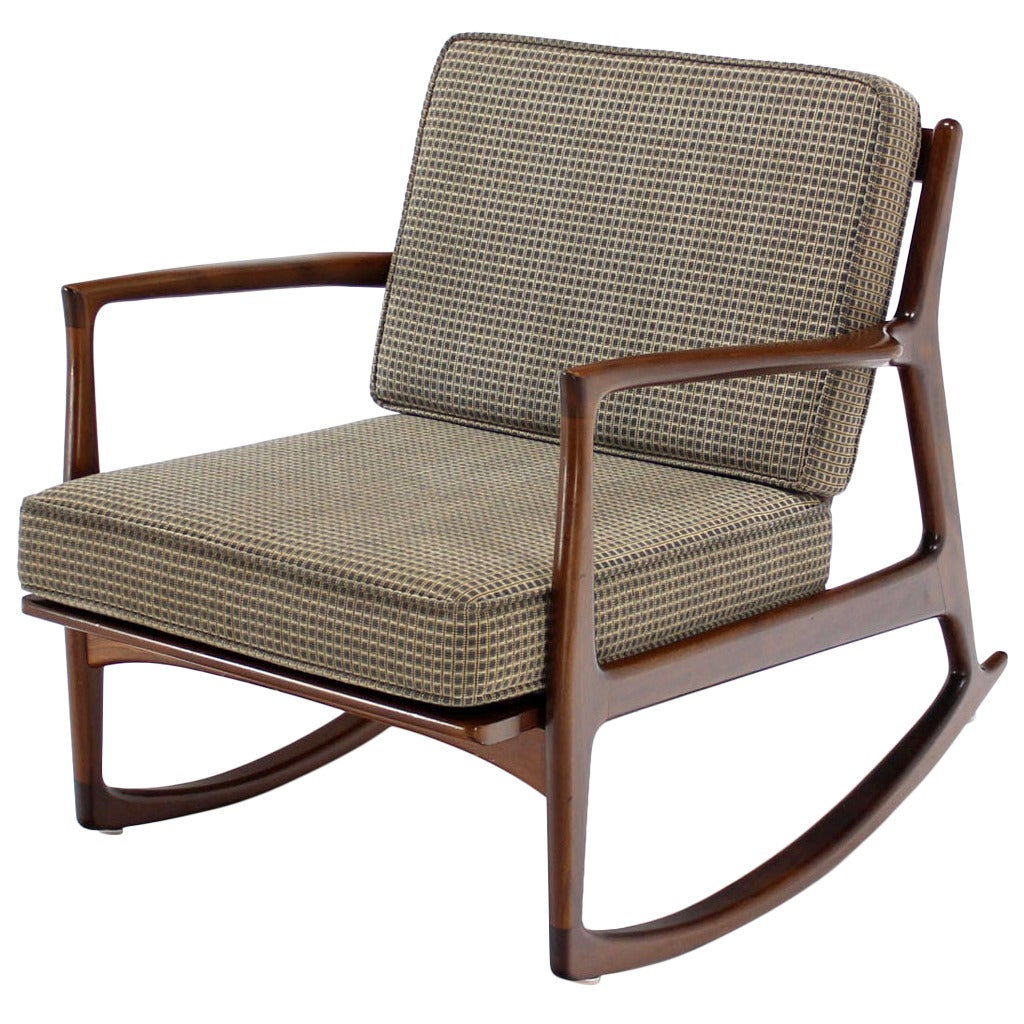 mid century rocker chair margaritaville chairs for sale 1654342 1 jpeg