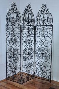 Decorative Folding Screen at 1stdibs