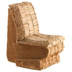 Frank Gehry Cardboard Chairs Electric Bath Elderly O Sitting Beaver Chair At 1stdibs