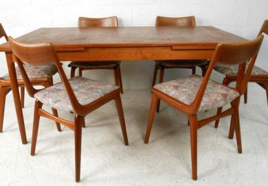 Danish Modern Dining Furniture