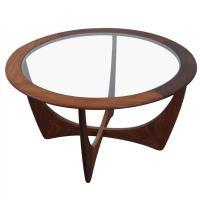 Mid Century Danish Modern Coffee table by Ib Kofod Larsen ...