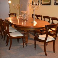 Victorian Table And Chairs Serta Executive Office Chair Antique Dining 10 Circa 1860 At