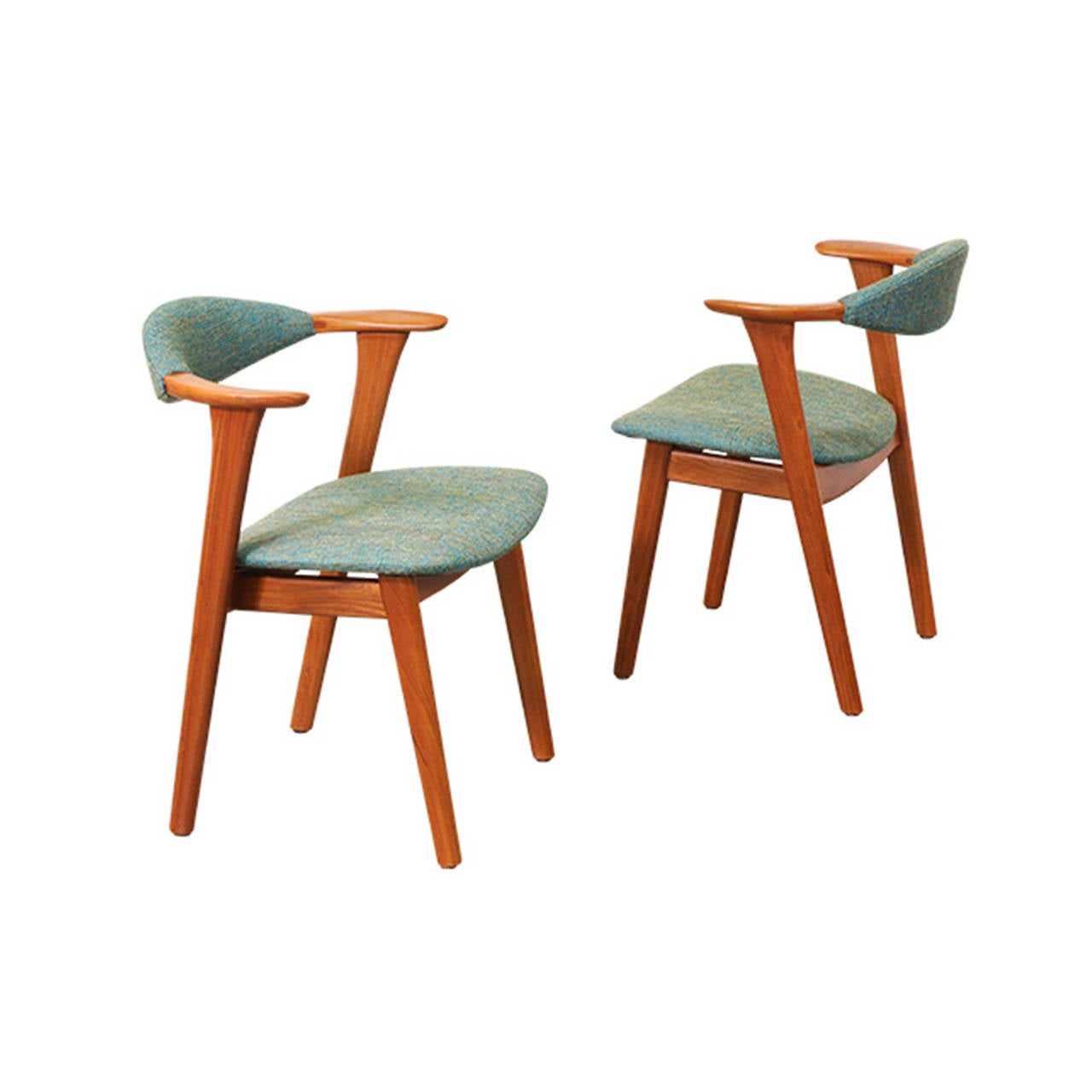 stool chair hong kong koala posture erik kirkegaard bullhorn teak dining chairs for