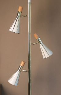 Stiffel Tension Pole Floor Lamp Light Lampe Lampara ...