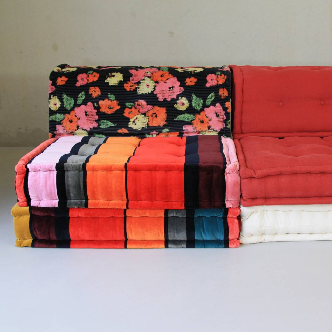 the mah jong sofa from ligne roset 3 seater cover roche bobois at 1stdibs