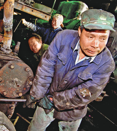 China's Economy – The Working Classes (3/3)