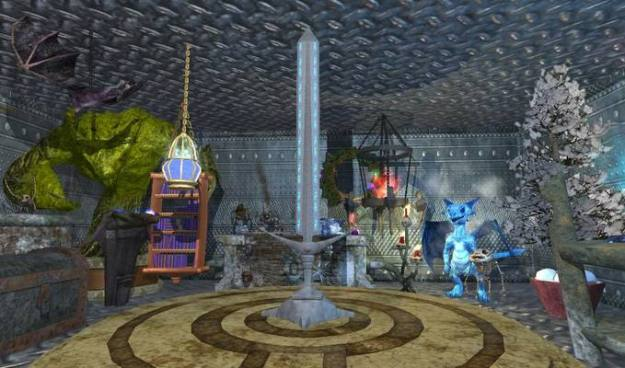 Some of the stuff Rakuno collected throughout his time in EQ2