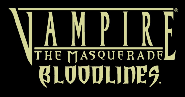 Vampire the Masquerade Bloodlines logo