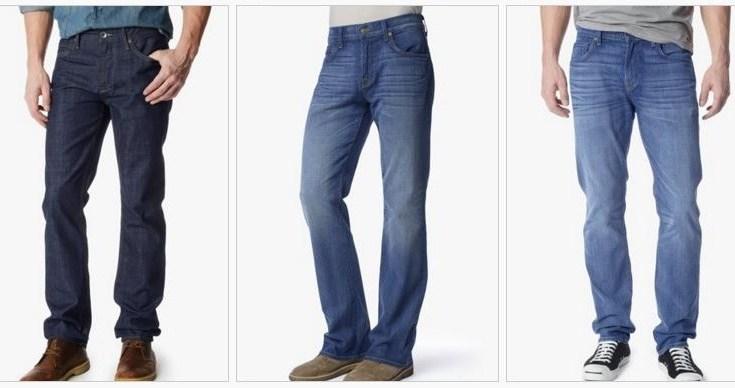Pair of Mens Jeans
