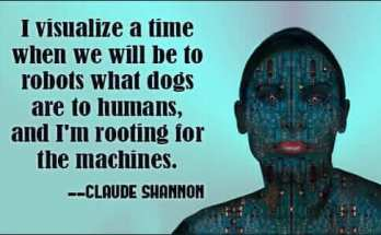 quotes on robots and humans
