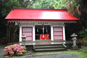 鹿児島 佐多岬御崎神社