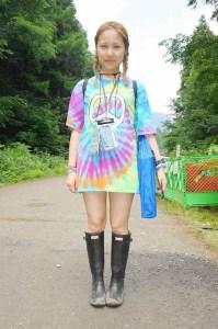 夏フェス 服装5