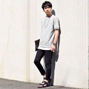 サマソニ 服装 メンズ18