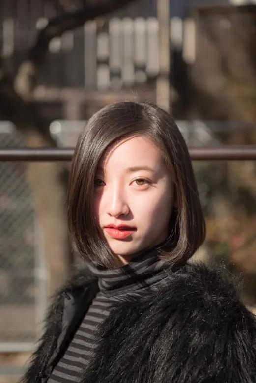 モデル船井虹帆