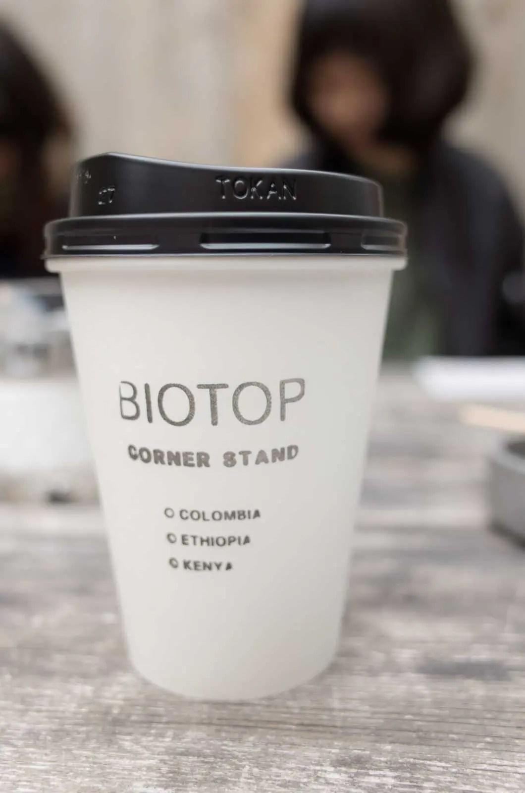 カフェ BIO TOP
