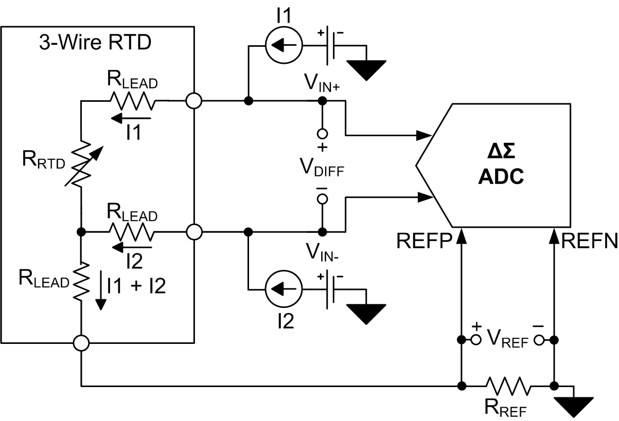 Wrg 3 Wire Rtd Diagram