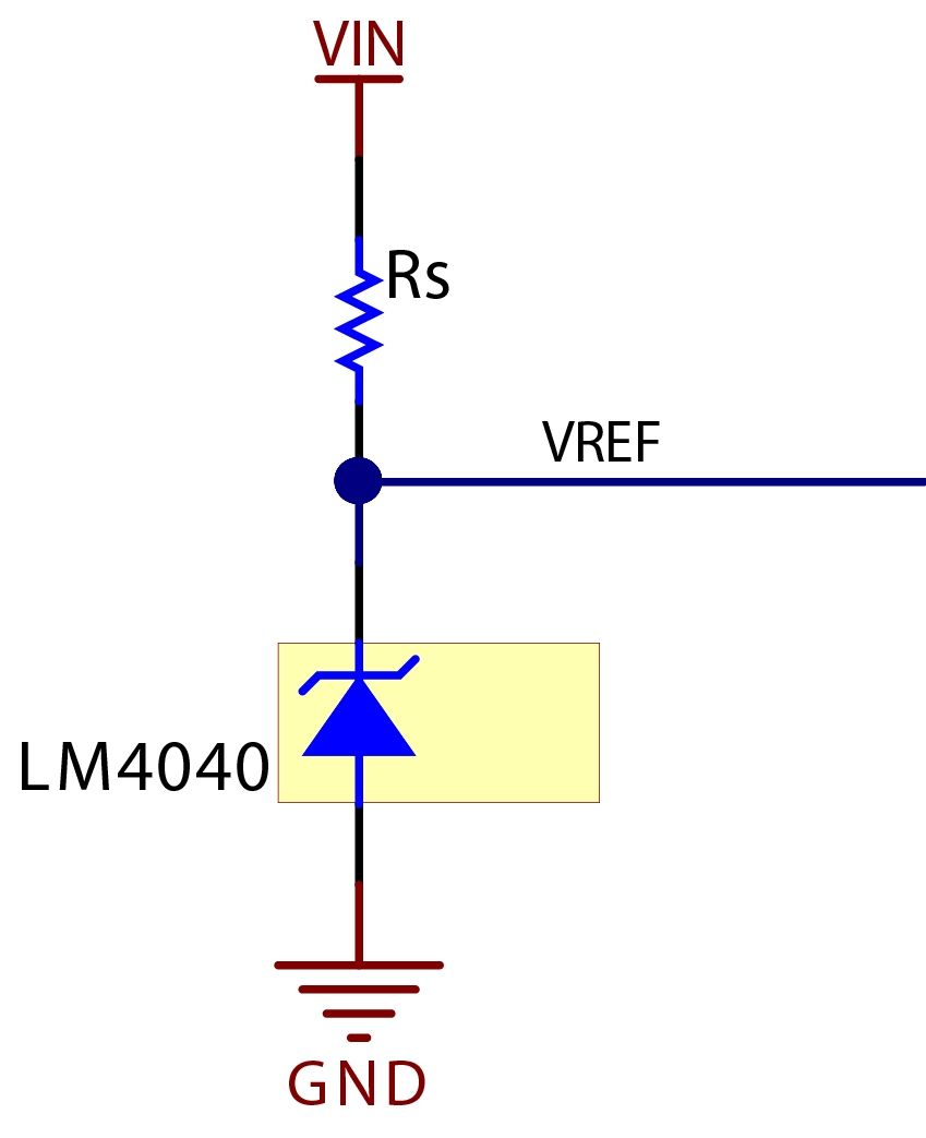 hight resolution of figure 3 circuit schematic of a shunt reference