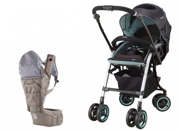 Baby Carrier & Trolley